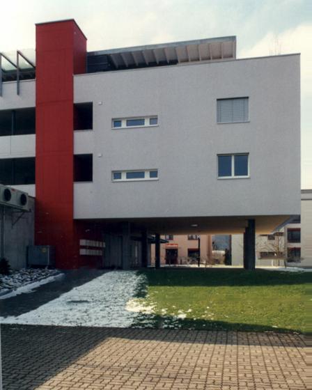 Wohn- und Geschäftshaus Bernstrasse