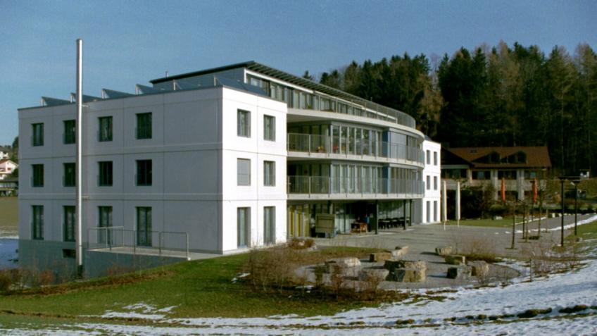 Wohnheim für Behinderte